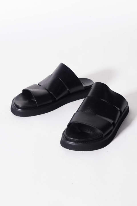 JULIUS - COW LEATHER SANDALS 577FWM-3