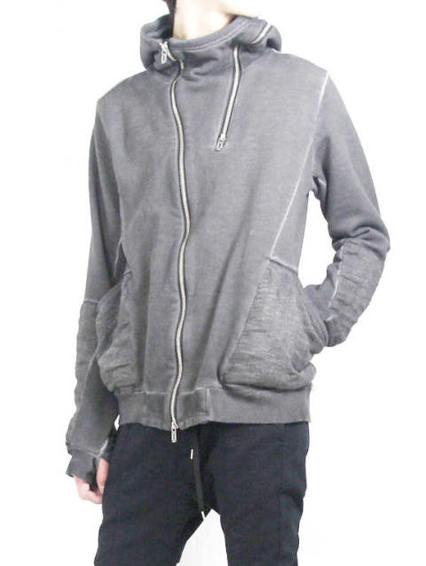 SADDAM TEISSY SALE ITEM - Cold dyed Hoodie