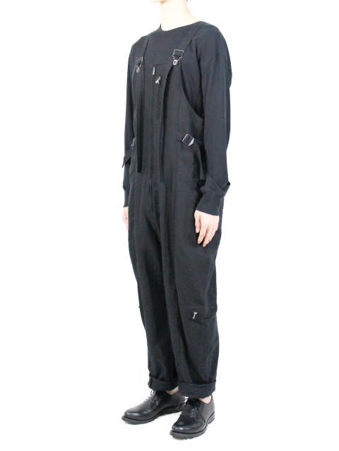 The Viridi-anne 17-18AW - Baggy Overall