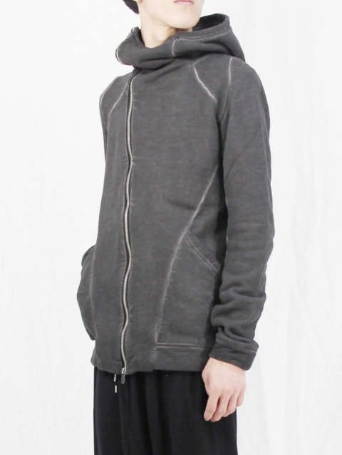 SADDAM TEISSY 17-18AW - Cold Dye Zip Up Parka