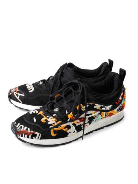 DOUBELT - CHAOS EMBROIDYRY SNEAKERS