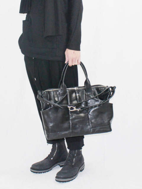 "cornelian taurus by daisuke iwanaga 17-18AW - ""Bird Boston Bag"""