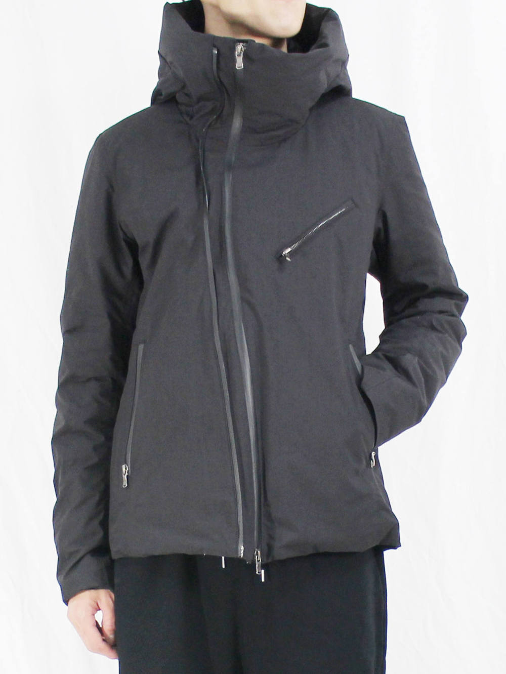 The Viridi-anne 17-18AW - High Nack Down Jacket