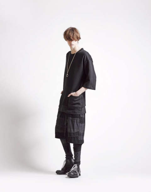 The Viridi-anne 18SS - Layered Pants