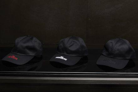 GalaabenD 18SS  - ANDROGY Embroidery Cap