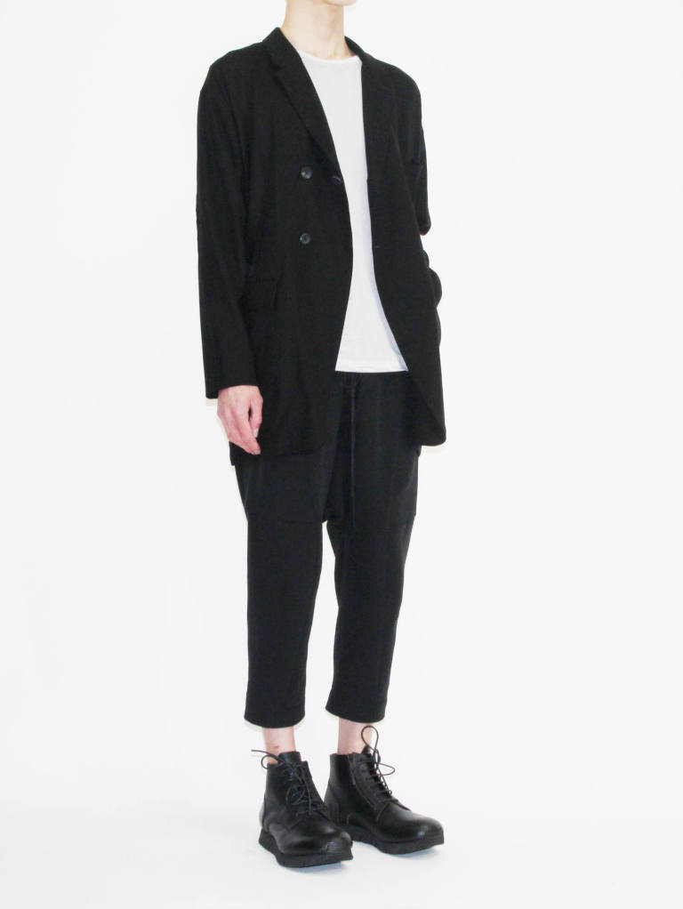The viridi-anne 18SS - Boil Jacket Style