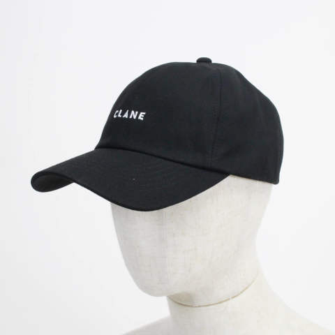 CLANEのロゴキャップが緊急再入荷決定‼