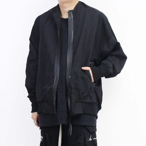 NILoS 18-19AW - Combination Jacket