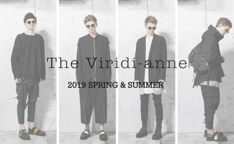 The Viridi-anne 2019SS 2nd Delivery Start!!