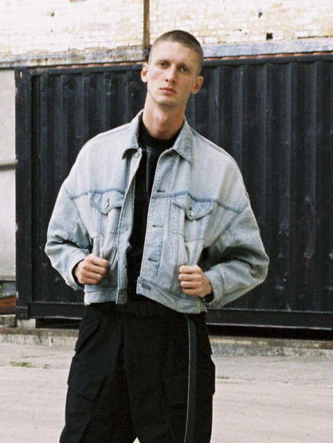 JULIUS 19SS - DENIM JAKETのご紹介です。