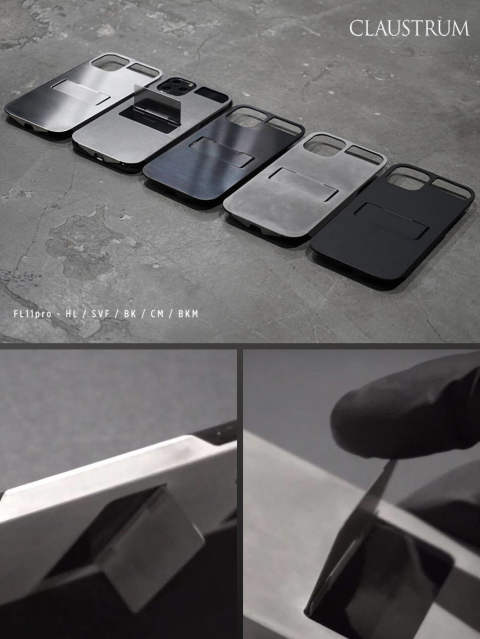 "CLAUSTRUM ""iPhone11pro CASE""発売開始‼"