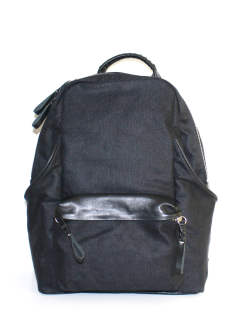 タワーリュック - Tower Ruck Linen×Steer - BLACK