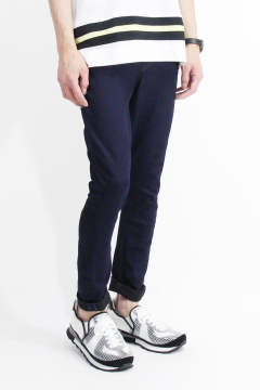 EXフィットデニム -INDIGO Stretch Skinny Denim[Ballerina]
