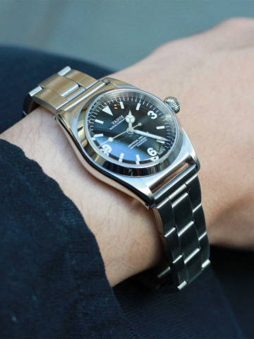VAGUE WATCH BB EX1 -STAINLESS - クオーツ式腕時計