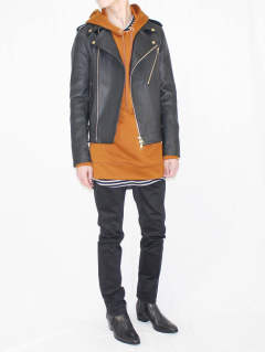 "GalaabenD 17-18AW - ""Recommended Leather Style A"""