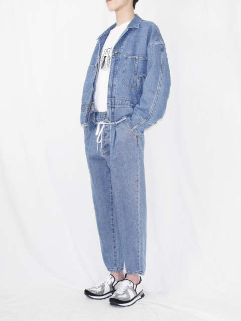 DOUBLET SS18SS - DENIM SET UP STYLE - 2