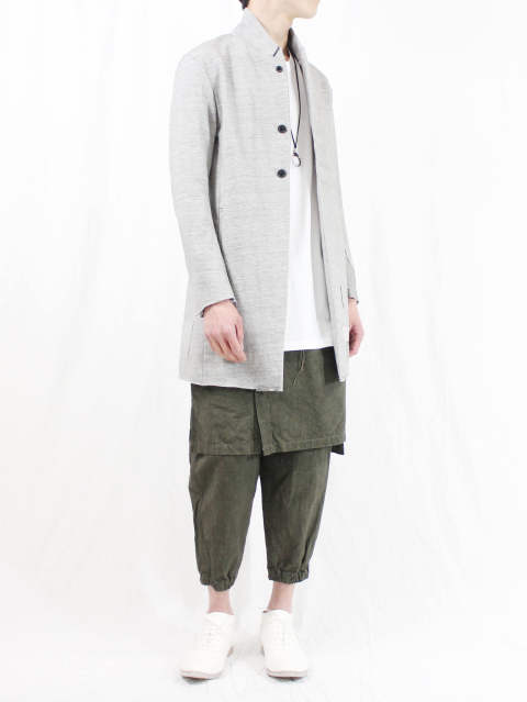 The Viridi-anne 18SS - Patch Work Coat Style