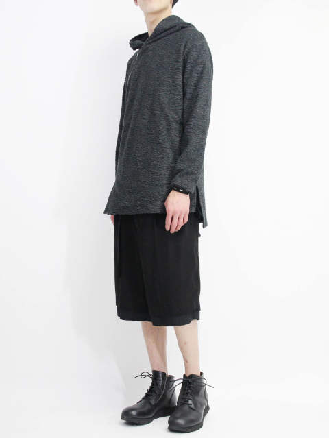 The Viridi-anne 18SS - Pile Hoody STYLE