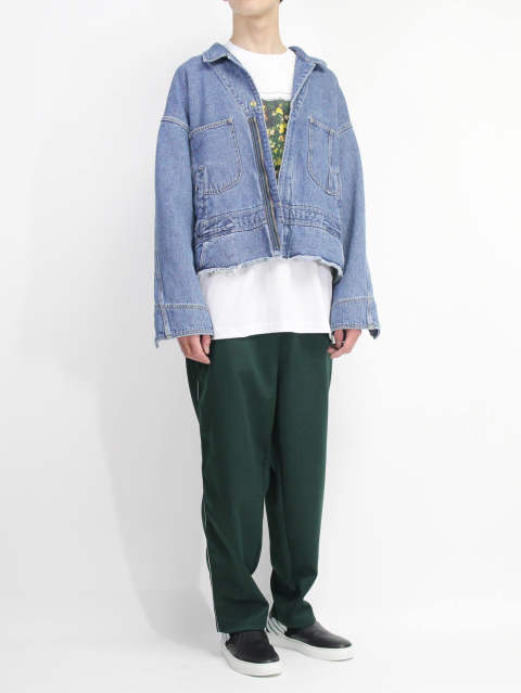 DOUBLE 18SS SPRING DINIM STYLE