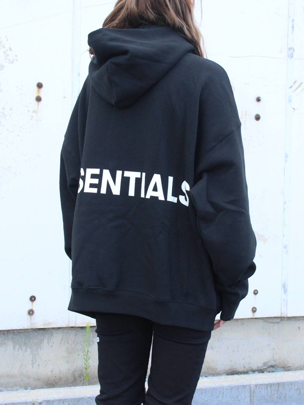 FOG ESSENTIALS 19-20AW - Pullover Logo Hoodie